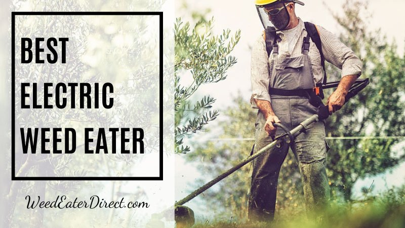 best electric weed eater