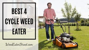 The Best 4-Cycle Weed Eater – Clean Your Lawn With Ease