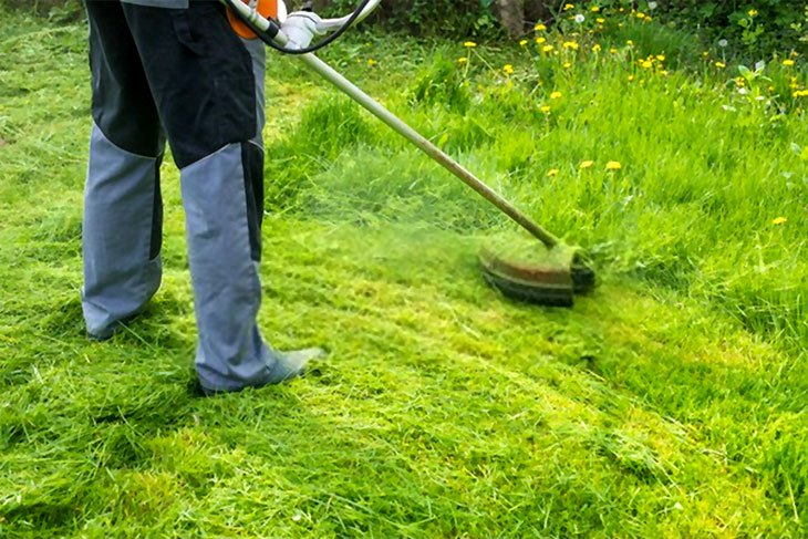 best gas weed trimmer with attachments