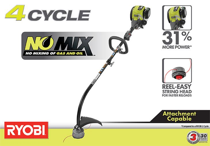ryobi 4 cycle trimmer parts