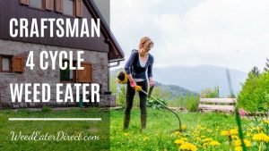 An Unbiased Review on the Best Craftsman 4 Cycle Weed Eater
