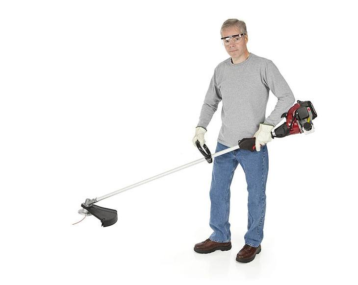 best lightweight weed eater for a woman