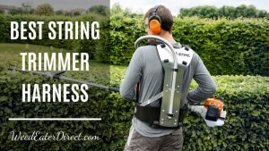 The Best String Trimmer Harness: How to do Gardening Jobs Pain – Free