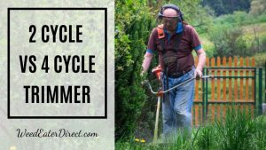 2 Cycle vs 4 Cycle Trimmer: Everything You Need to Know for 2020
