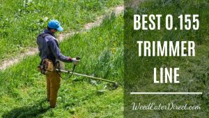 Cut Through the Edge: The Best .155 Trimmer Line